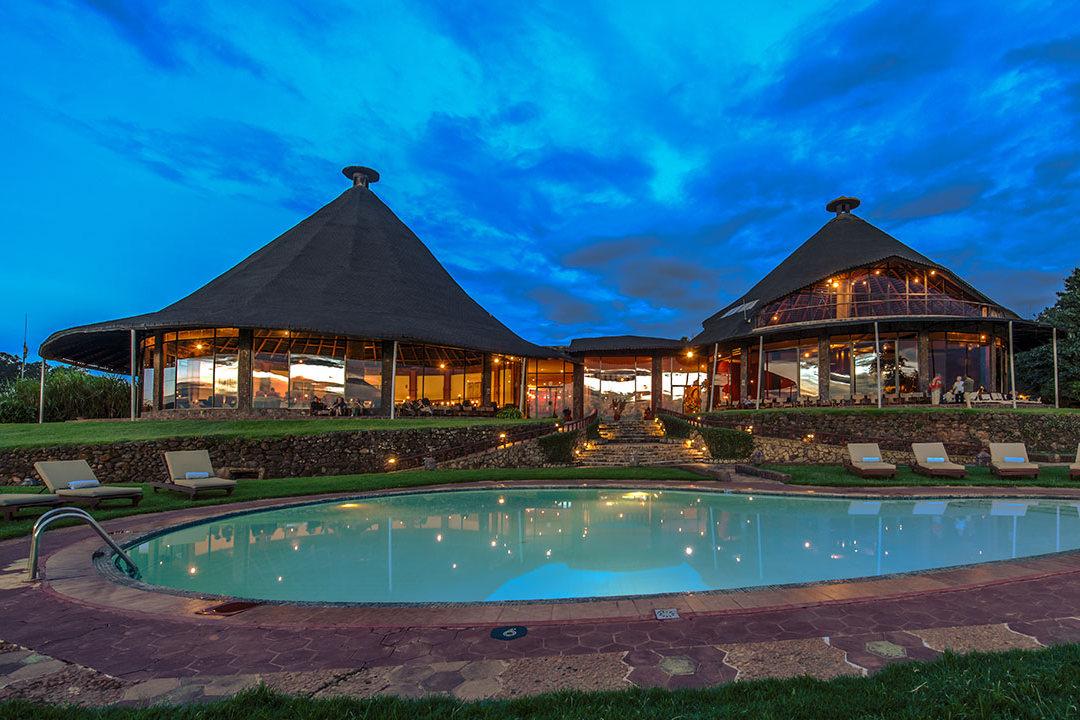 Ngorongoro Sopa Lodge 4*
