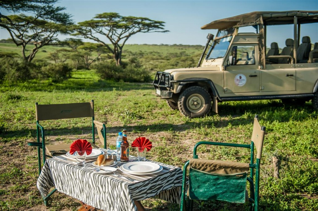 Lake Ndutu Luxury Tented Lodge 5*