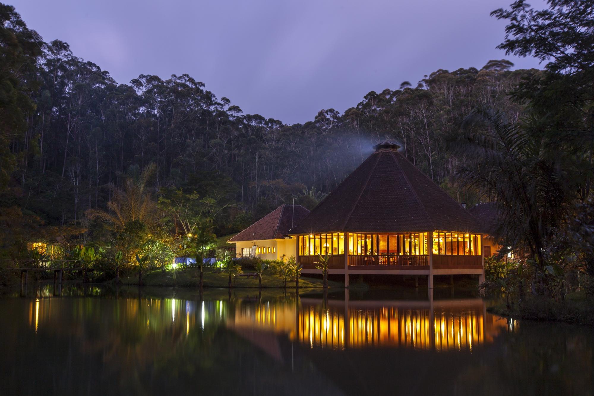 Vakona Forest Lodge 4*