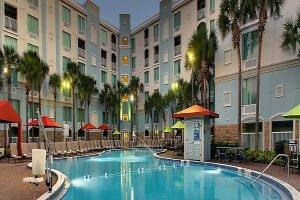 Holiday Inn Resort Orlando Lake Buena Vista 9*