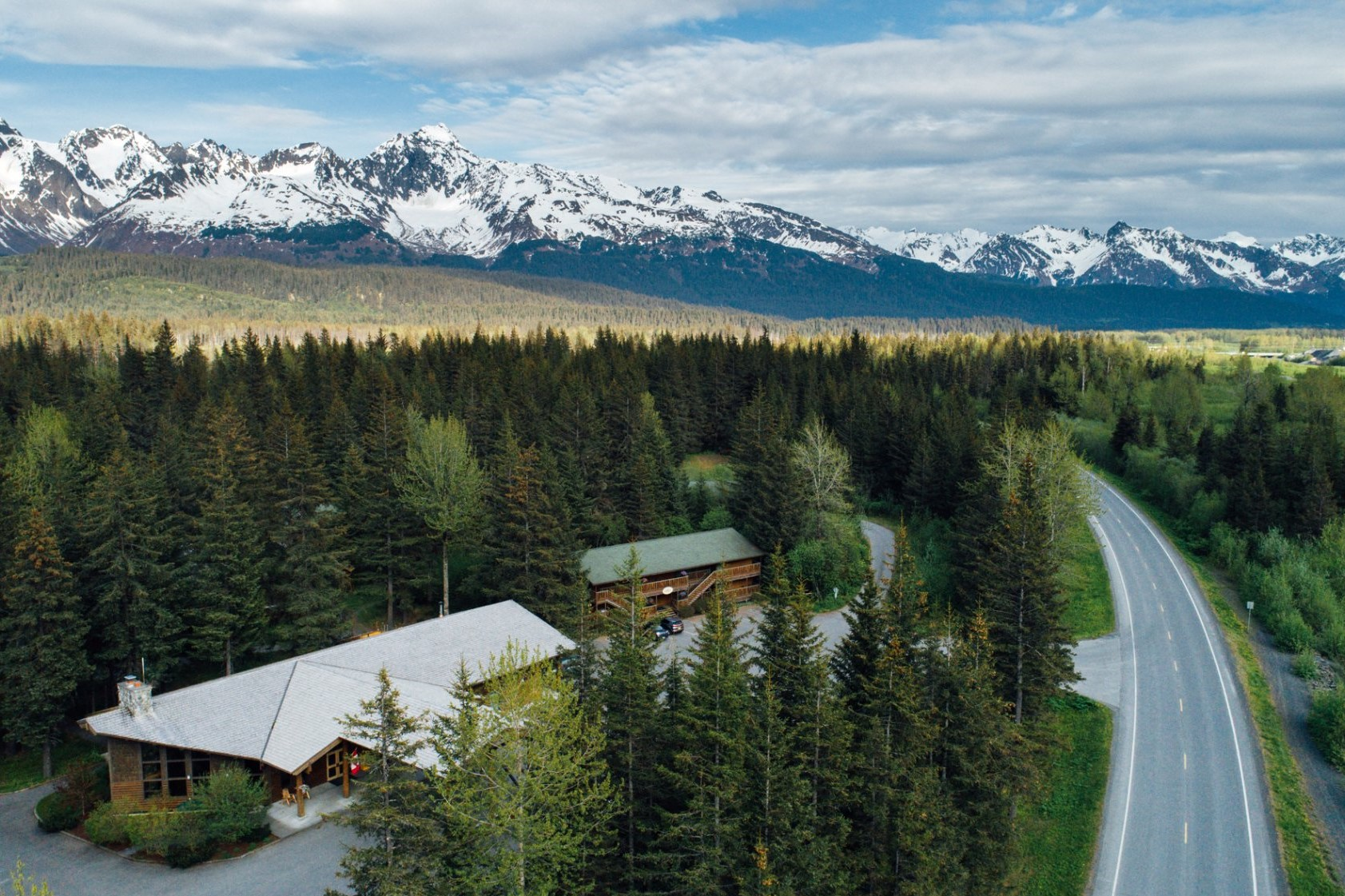 Seward Windsong Lodge 4*
