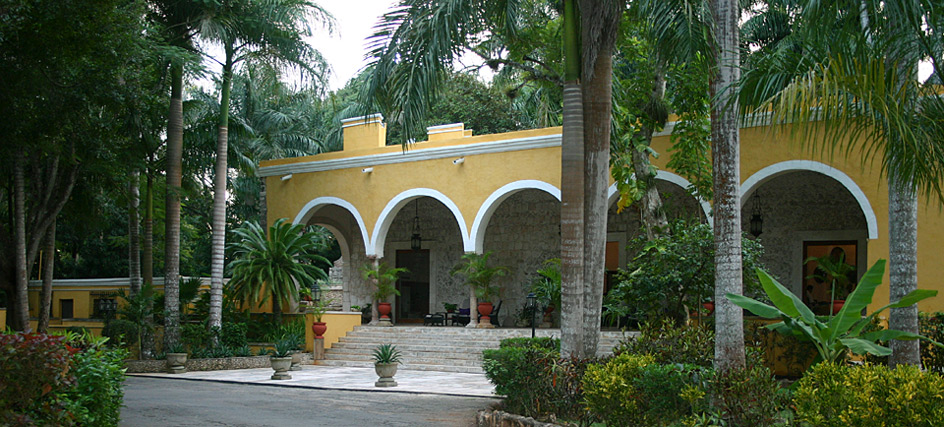 Hacienda Chichen Resort 4*