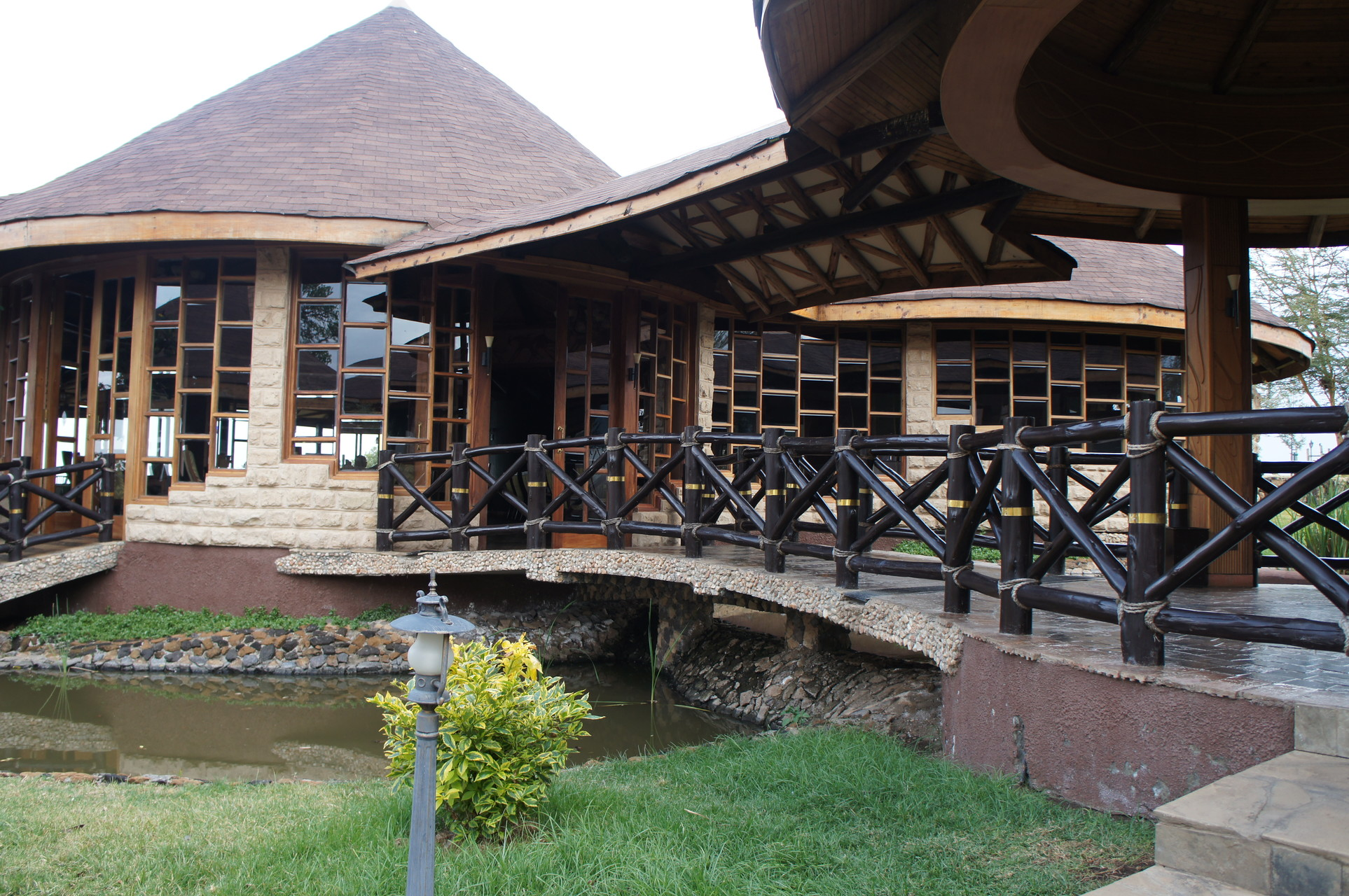 Lake Nakuru Sopa Lodge 4*