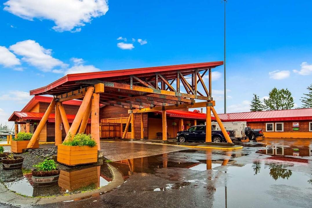 Best Western Valdez Harbour Inn 9*