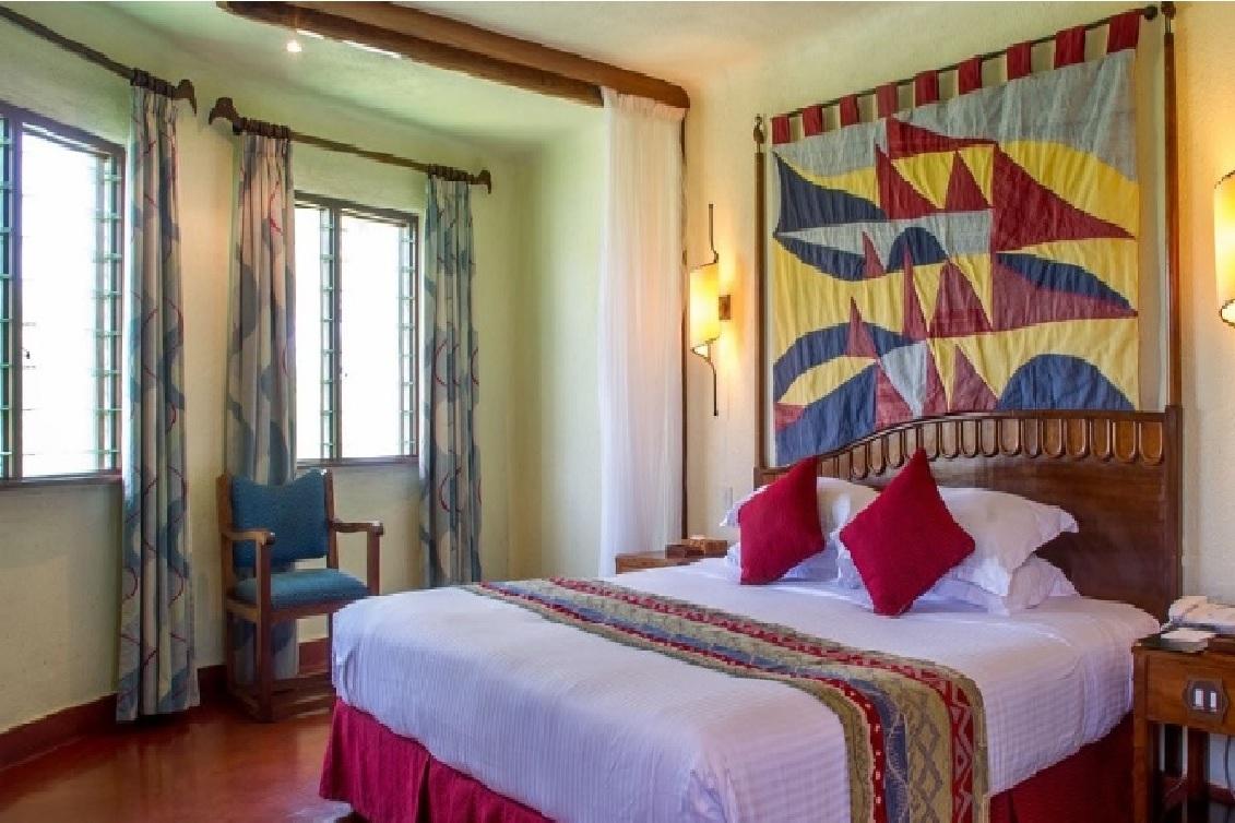 Lake Manyara Serena Safari Lodge 4*