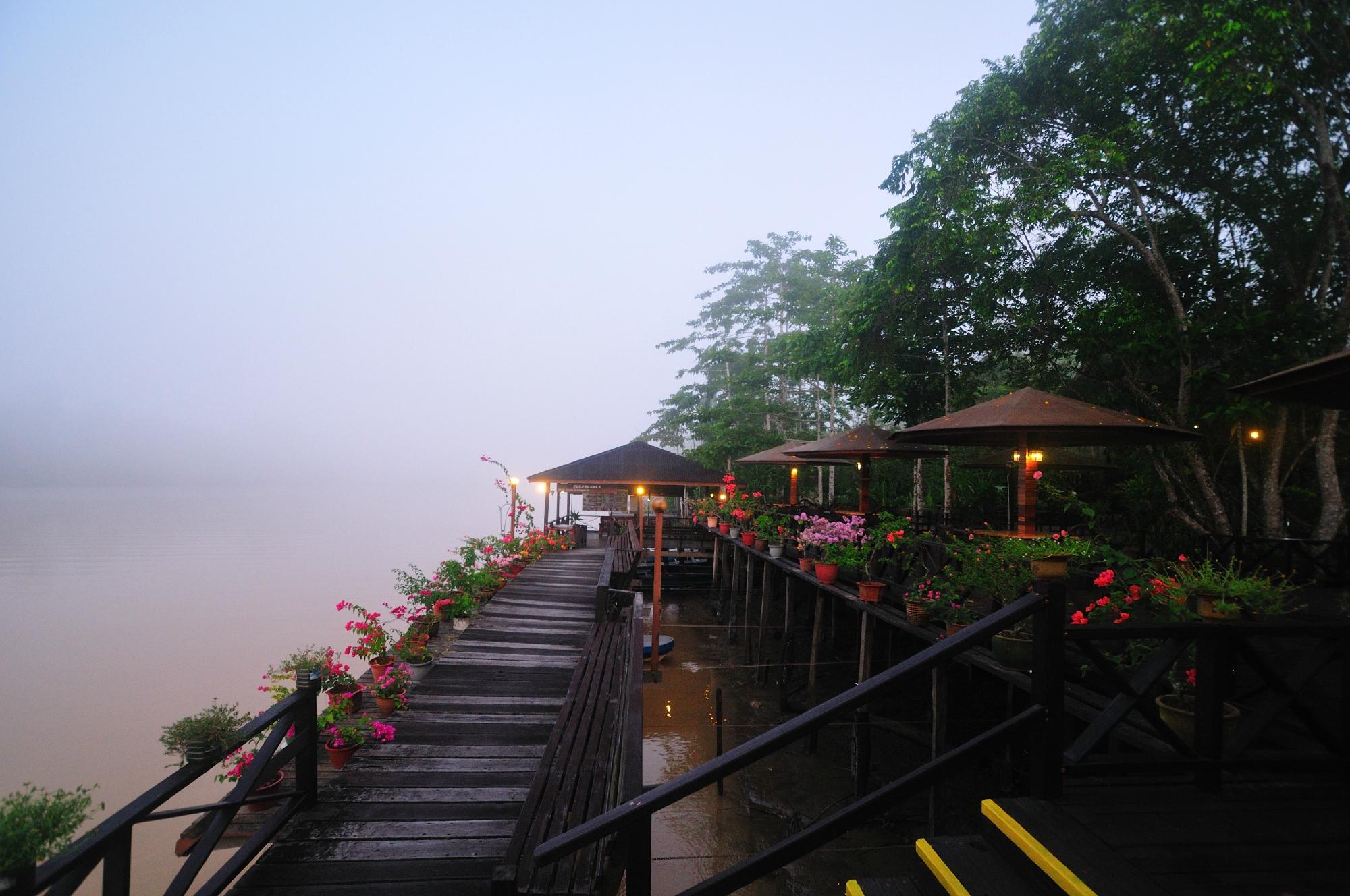 Kinabatangan Riverside Lodge 2*