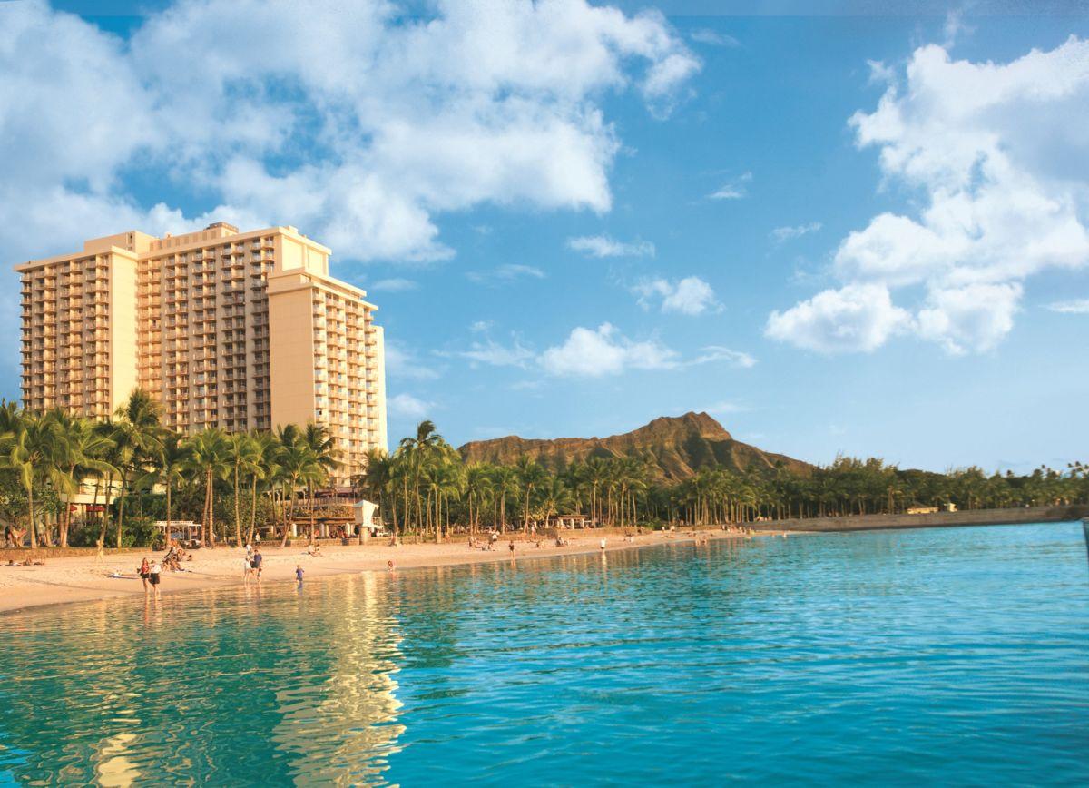 Aston Waikiki Beach Hotel 4*
