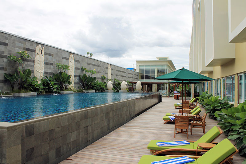 Grand Allison Hotel 9*