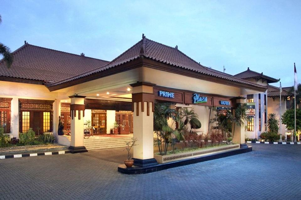 Prime Plaza Jogjakarta 4*
