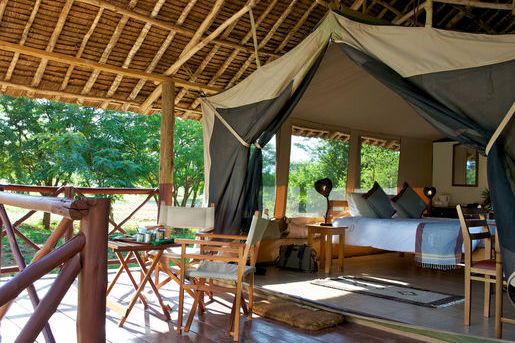Voyager Ziwani Tented Camp 10*