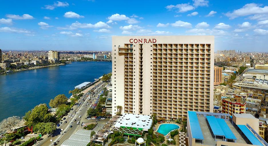Conrad Cairo 5*