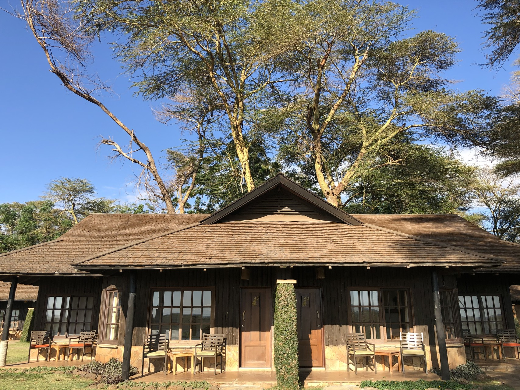Ol Tukai Lodge 10*