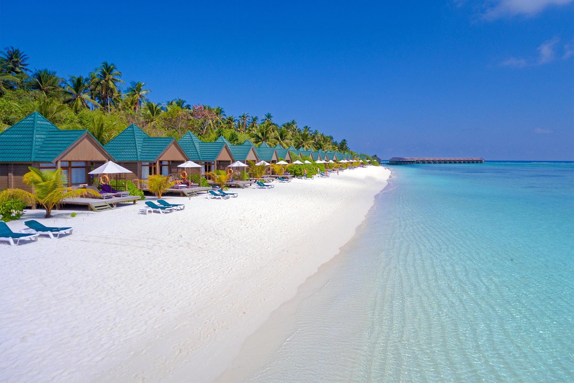 Luna de miere - Sejur plaja Meeru Island Resort & Spa Maldives, 8 zile