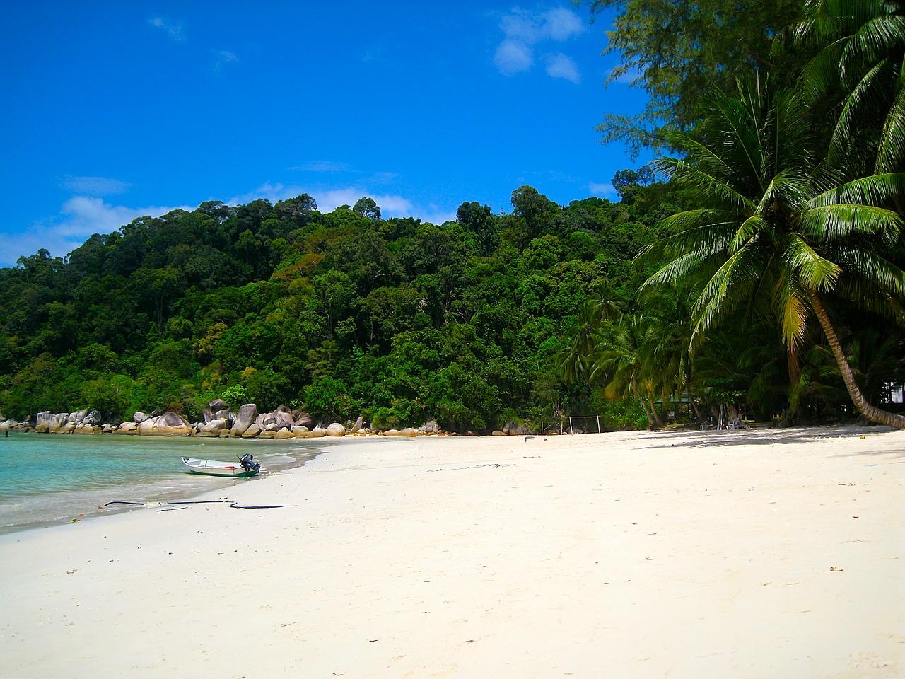 Diving in Malaezia