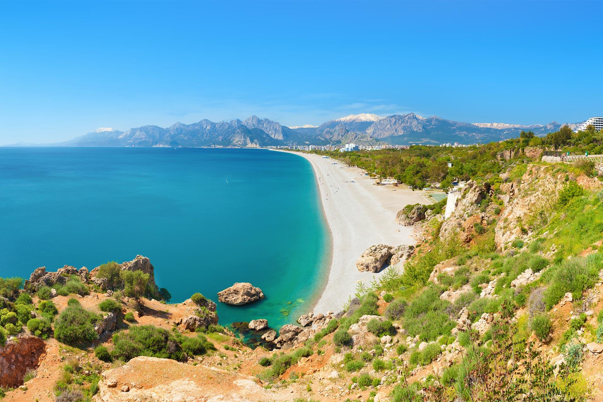 Sejur Charter plaja Antalya, 8 zile