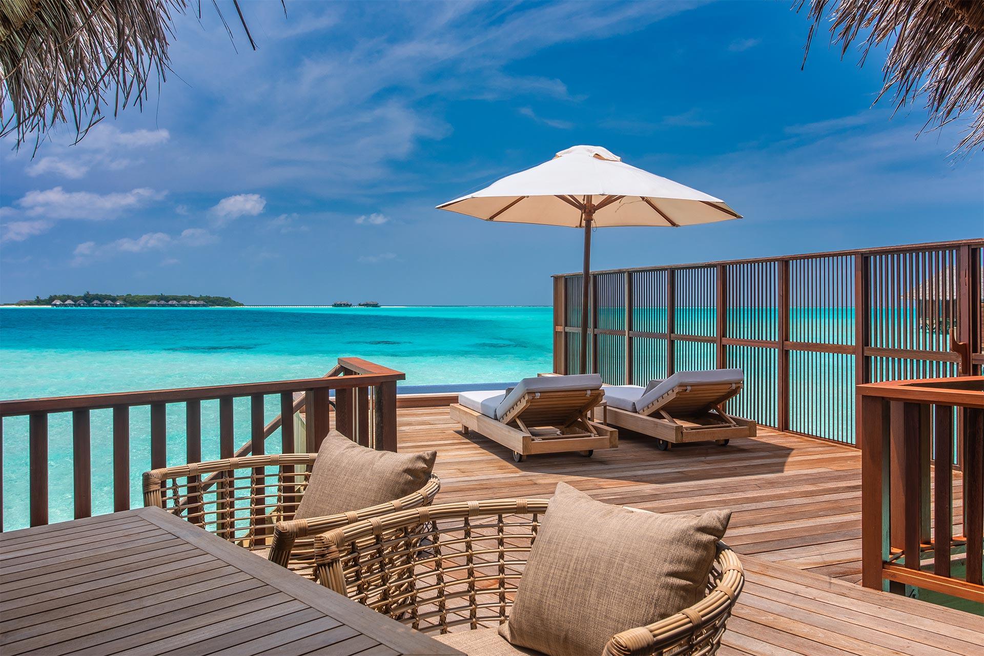 Luna de miere - Sejur plaja Conrad Maldives Rangali Island, 8 zile