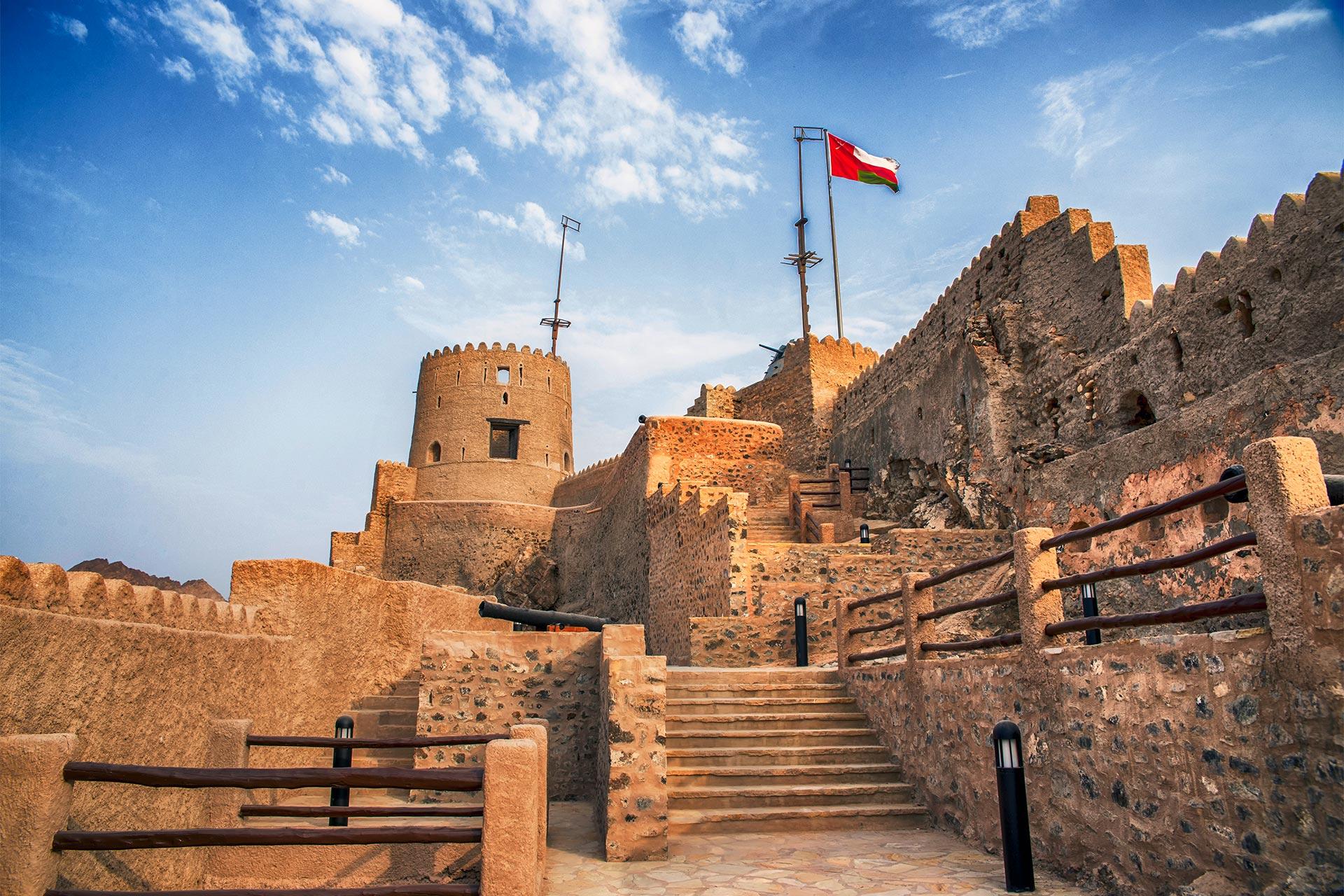 Oman - Mountains, Fortresses & Desert