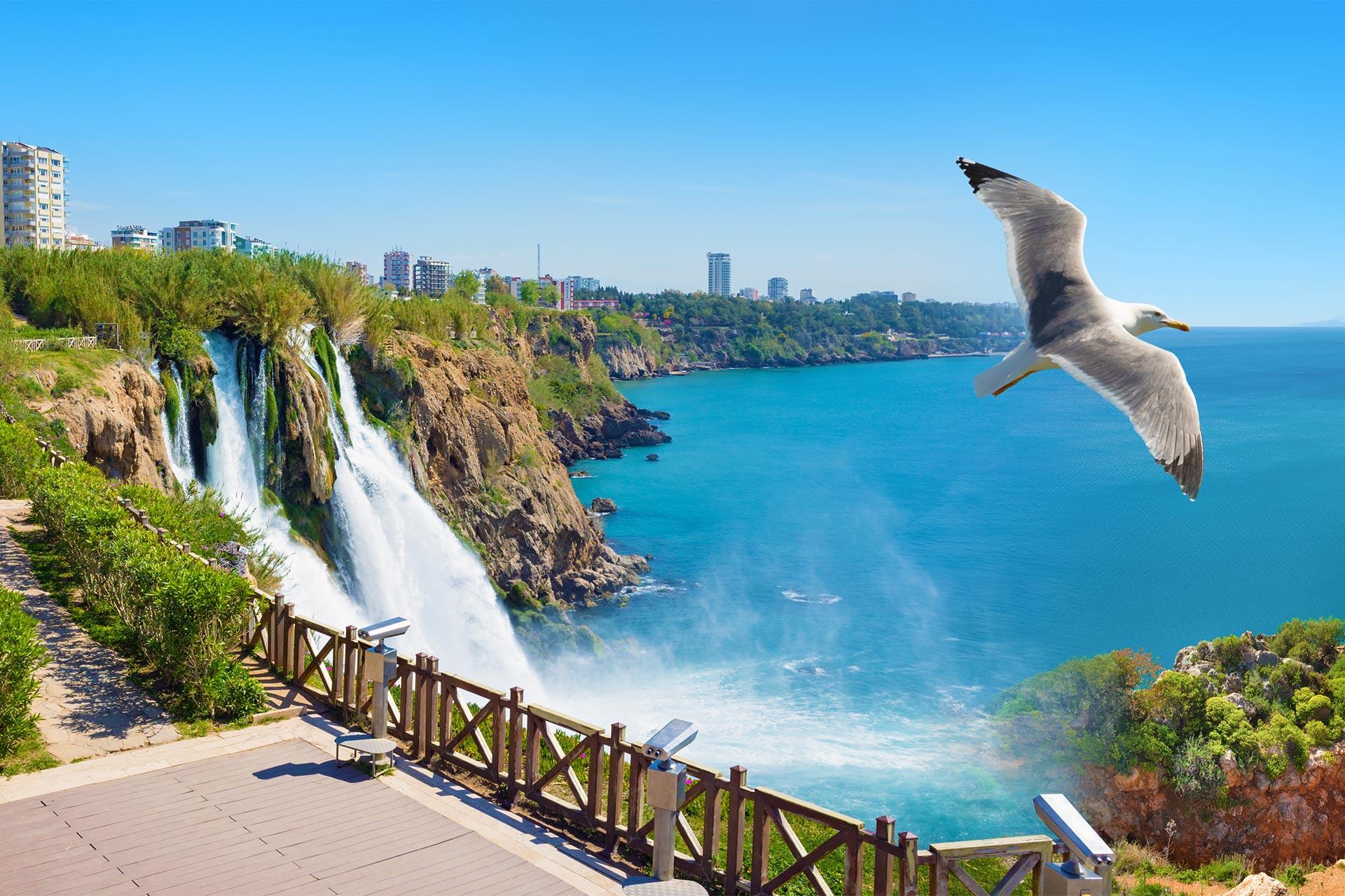 Paste 2021 - Sejur Charter plaja Antalya, 8 zile